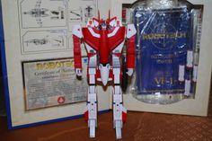 Robotech Masterpiec Collection VF-1J Miriya Sterling
