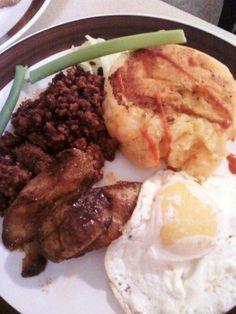 Llapingacho (Ecuadorian dish), latin food
