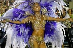 The Carnival in Rio de Janeiro is a world famous festival held before Lent every year and considered the biggest carnival in the world.