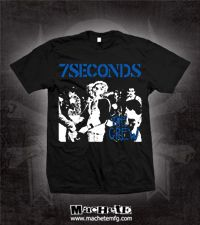 7 Seconds The Crew T-Shirt (7S4)