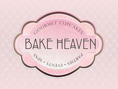 Bakery Logo Design, Cupcake Logo Designs by http://www.phrizbie-design.com/bakery_logo_designs.html