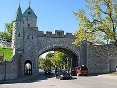 Ramparts of Quebec City - Wikipedia