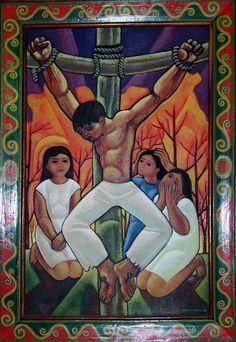 Maximino Cerezo Barredo Crucificados