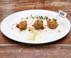 Tomaten-Pistazien-Butter: - mmmh und dazu was leckeres vom Grill