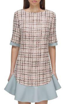 Ultimate Sky Blue Ruffle Dress - LATTORI дизайнерские платья