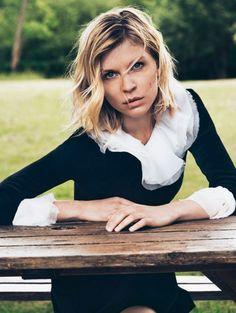 #clemencepoesy #pablo #gerarddarel #capsule #collection #frenchactress #frenchstyle #styleinspiration