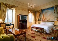 St. Regis Luxury Hotel - Rome, Italy - Imperial Room