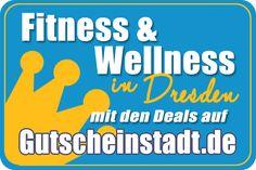 Mit Glück günstiger zum #Fitness und #Wellness in #Dresden mit #Gutscheinstadt