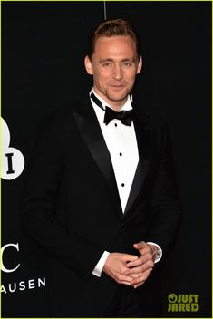 Tom Hiddleston Named BFI's First Ambassador At Luminous Fundraising Gala 2015 | jenna coleman tom hiddleston bfi fundraising gala 01 - Photo