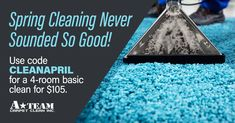 Carpet Repair, Water Damage Repair, Grout Cleaner, How To Clean Carpet, Spring Cleaning, A Team, How To Dry Basil, Cleaning Hacks, Schedule