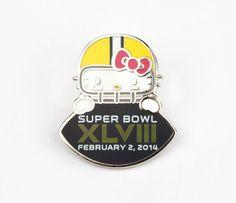 Hello Kitty x NFL Super Bowl XLVIII