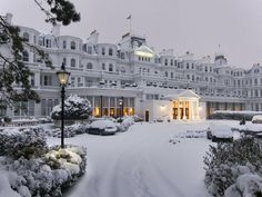 Eastbourne The Grand Hotel Eastbourne United Kingdom, Europe Located in Meads, The Grand Hotel Eastbourne is a perfect starting point from which to explore Eastbourne. Offering a variety of facilities and services, the hotel provides all you need for a good night's sleep. To be found at the hotel are free Wi-Fi in all rooms, 24-hour front desk, 24-hour room service, facilities for disabled guests, express check-in/check-out. Each guestroom is elegantly furnished and equipped w...