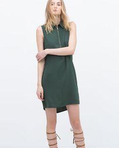 ZARA - WOMAN - ZIP-UP DRESS