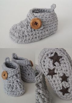 Child Knitting Patterns Crochet Baby Booties Crochet Baby Sneakers by Croby Patterns Crochet Child Booties Baby Knitting Patterns Supply : Crochet Child Booties Crochet Child Sneakers by Croby Patterns Crochet Baby Boot.Crochet Baby Sneakers by CrobyCroch Crochet Boots Pattern, Crochet Baby Boots, Baby Girl Crochet, Crochet For Boys, Crochet Shoes, Crochet Slippers, Baby Knitting Patterns, Crochet Patterns, Crochet Gifts