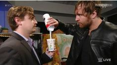 Dean: Here have aaaalllll the milk