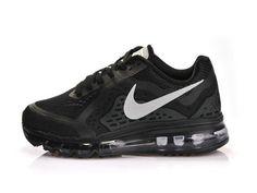 buy popular 8c8bf 9bdfd Nike Air Max 2014 Black Anthracite Silver Nike Air Max 2011, Silver Tops,  Sneakers