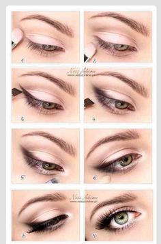 Perfect eyeshadows to elongate your eyes