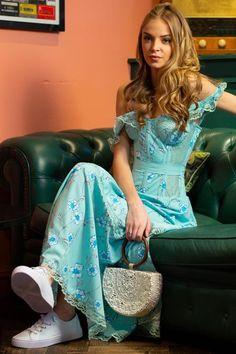 Mesh Panel Sleeved Corset Dress – Corset Story US Corset Noir, Blue Corset, Summer Skirts, Summer Dresses, Lace Tights, Overbust Corset, Asymmetrical Design, Flattering Dresses, Bustier