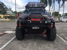 Ford Ranger Project GRIMLOCK By Team SPADA.A Dinosaur from the outer space.                                         ……