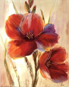Flourescent+Blooms+I