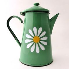 Vintage coffee pot ETSY