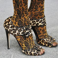 You Can Never Have Too Much Leopard