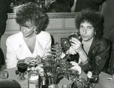 Image result for bob dylan and dinah shore