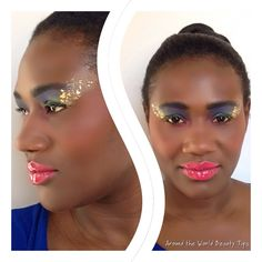 Makeup by Louise Croce  80's Theme