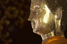 Metallic Buddha