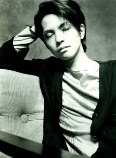 Hyde of L'Arc~en~Ciel. #jrock