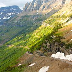 America's Most Iconic Drives. Via T+L (www.travelandleisure.com).