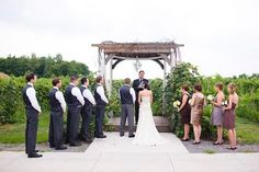Photo 7 Of Becker Farms And Vizcarra Vineyards Real S Wedding Book Love