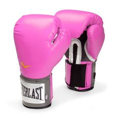 A pair of pink padded gloves that'll make you want to sign up for boxing lessons ASAP. | Here's What People Are Buying On Amazon Right Now