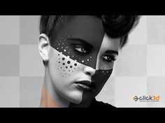 In this Advance Photoshop Tutorial we will learn Creative Manipulation step by step. We will make use of Masking Technique, Different Adjustment layers and b. Photo Manipulation Tutorial, Photoshop Tutorial, Halloween Face Makeup, Creative, Artwork, Youtube, Work Of Art, Auguste Rodin Artwork, Artworks