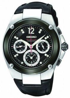 Seiko Sportura Women's Quartz Watch SRW899