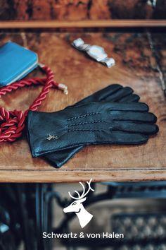 Stijlvolle Leren Handschoenen Dames