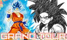 """¿DRAGON BALL GT ES CANONICO?/LA HISTORIA """"ALTERNATIVA GRAND TOUR"""""""
