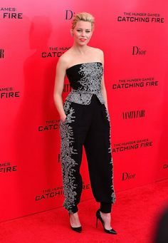 """Best Dressed at """"The Hunger Games: Catching Fire"""" New York Special Screening"""