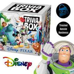 Do you know who races dragonflies and hides extra pixie dust under her bed in Disney Fairies? Find all of these questions and more in Disneys Trivia Box Classic Disney Characters, Disney Fairies, Sofia The First, Direct Marketing, Toys Online, Pirates Of The Caribbean, Dragonflies, Toy Story, Trivia
