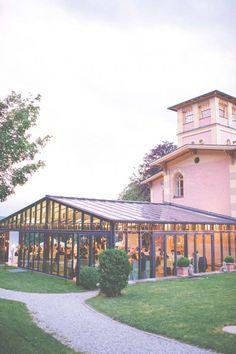 #Hochzeitslocation: Hochzeit im #Wintergarten