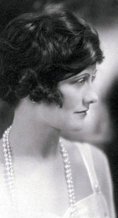 "Young Coco Chanel (1920) even early in her designing career...Coco wore her signature pearls with everything ...day or evening... ""I don't do fashion. I am fashion."" Coco Chanel"