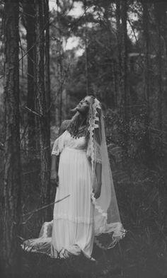 Grace Love Lace veil