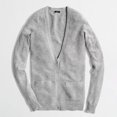 Factory cashmere waffle cardigan ($228) ❤ liked on Polyvore