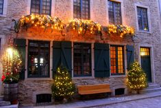 Aiken House & Gardens - Old Quebec town