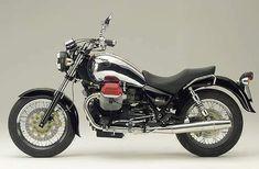 Moto Guzzi California Stone Metal