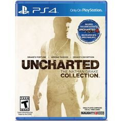 Uncharted: The Nathan Drake Collection (PS4) $19.99 or Dark Souls III (PS4 or Xbox One) $39.99  Free Store Pickup #LavaHot www.lavahotdeals....