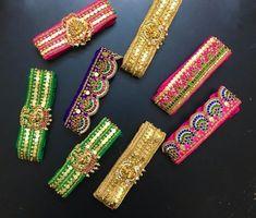 Choli Blouse Design, Wedding Saree Blouse Designs, Pattu Saree Blouse Designs, Half Saree Designs, Blouse Designs Silk, Simple Blouse Designs, Stylish Blouse Design, Saree With Belt, Saree Belt