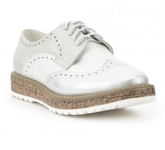 Blucher metal DI-FONTANA Outlet, Metal, Sneakers, Shoes, Fashion, Amor, Valentines, Winter, Zapatos