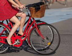 This summer skirts and dresses were everywhere in Copenhagen.