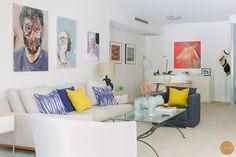 Refinery Parade Apartment | Claire Stevens Interior Design